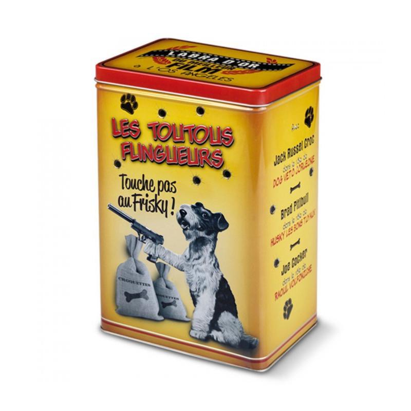 Bo te croquettes chiens toutous flingueurs - Comparatif croquettes chien 60 millions ...