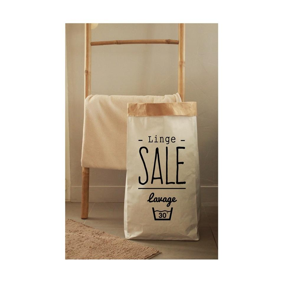 paper bag linge sale marcel lily. Black Bedroom Furniture Sets. Home Design Ideas