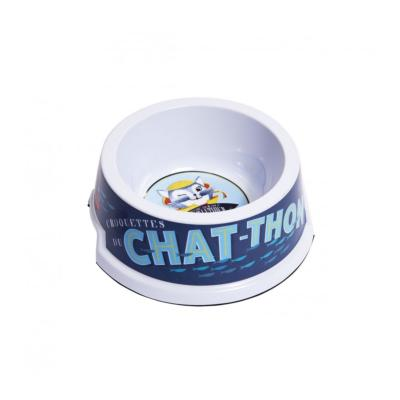 "Gamelle pour chat ""Chat thon"""