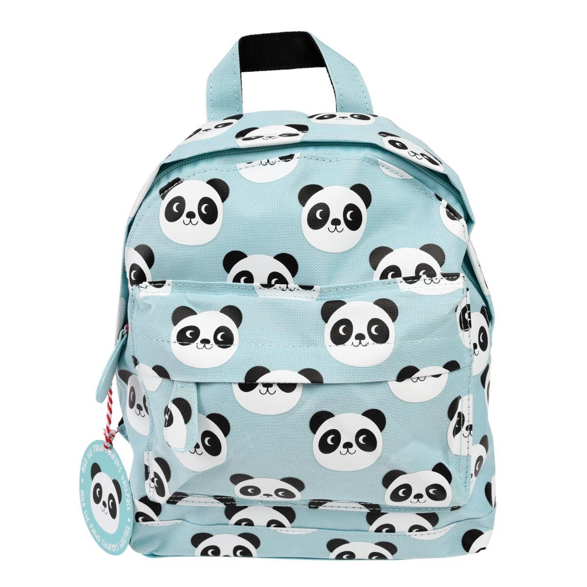 super populaire 8b8ca 73633 Sac à dos panda Miko the panda