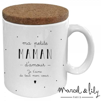 Mug Maman d'amour Marcel & Lily