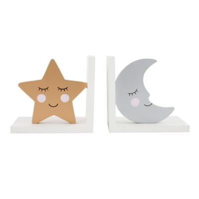 Cales livres étoile et lune - Sweet dreams star & moon bookends