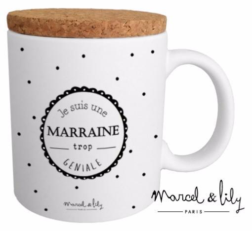 Suis Trop Une Mug Je Géniale Lily Marraine Marcelamp; nwO80Pk