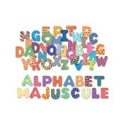 Magnets alphabet majuscule - Vilac