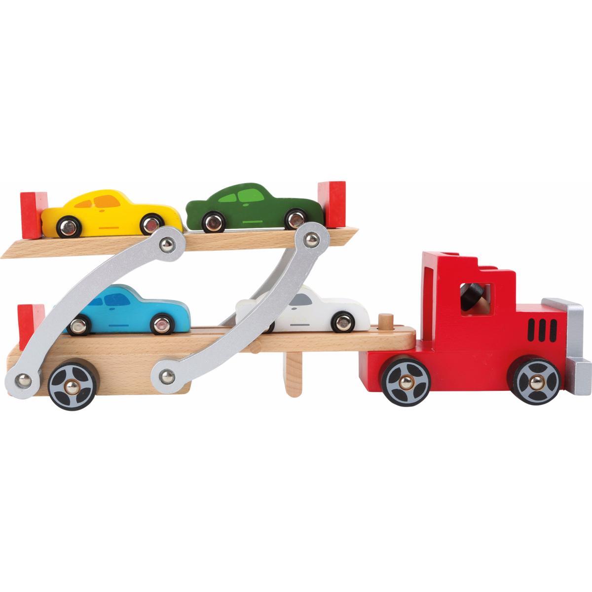 camion transport de voitures legler. Black Bedroom Furniture Sets. Home Design Ideas