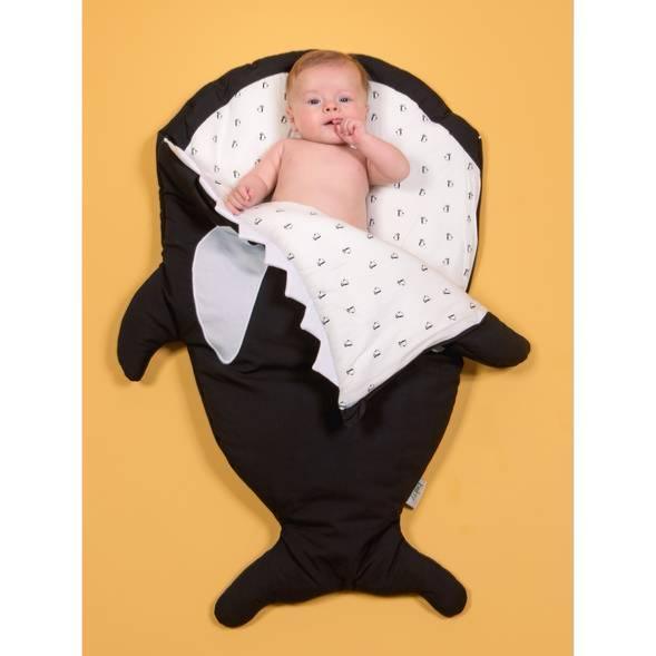 Sac de couchage requin marine BABY BITES